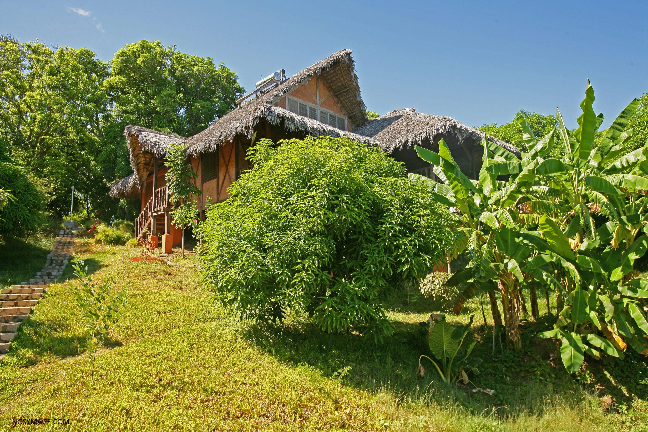 villa tropicale nosybe