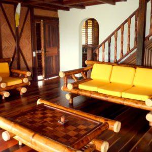 intérieur villa haut de gamme